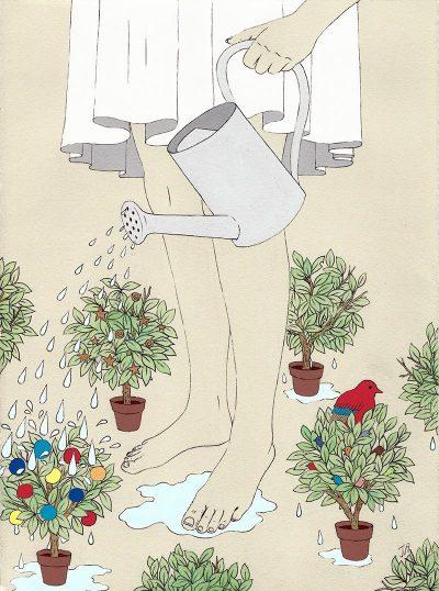 Jenna Andersen - Cultivation