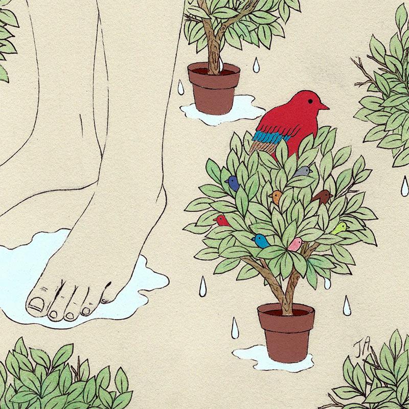 Jenna Andersen - Cultivation (Detail 3)