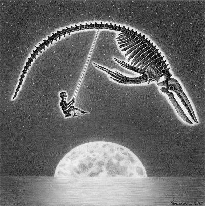 Juliet Schreckinger - Edgar's Moonlight Rides