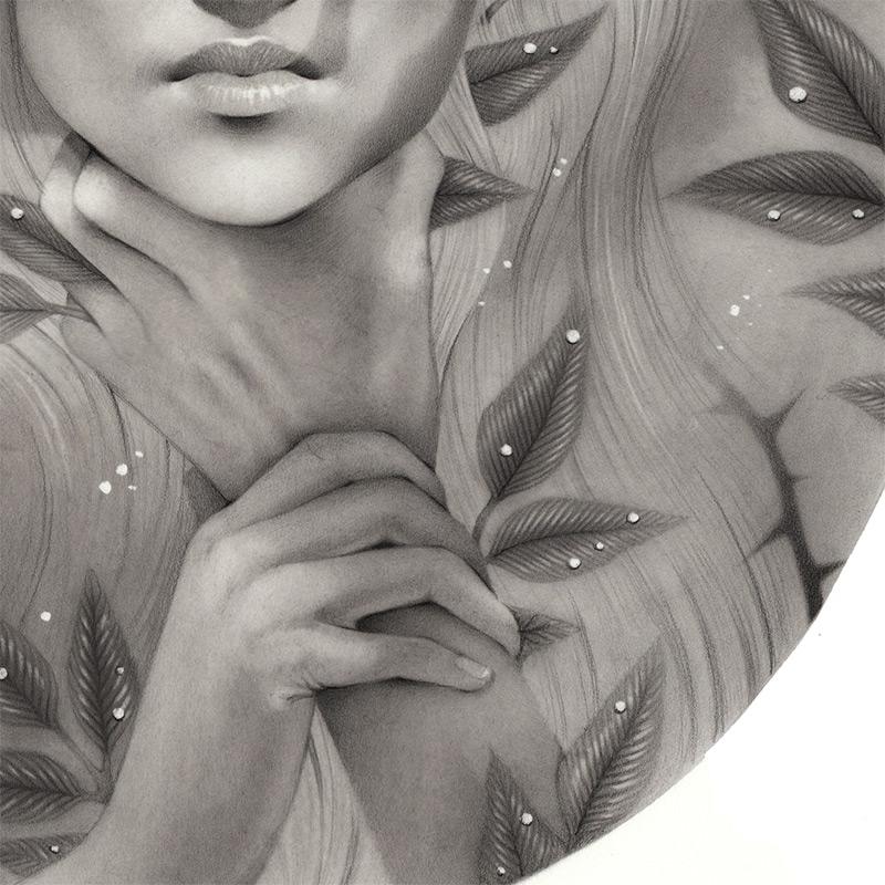 Justyna S. Lewandowska - Wish (Detail 2)