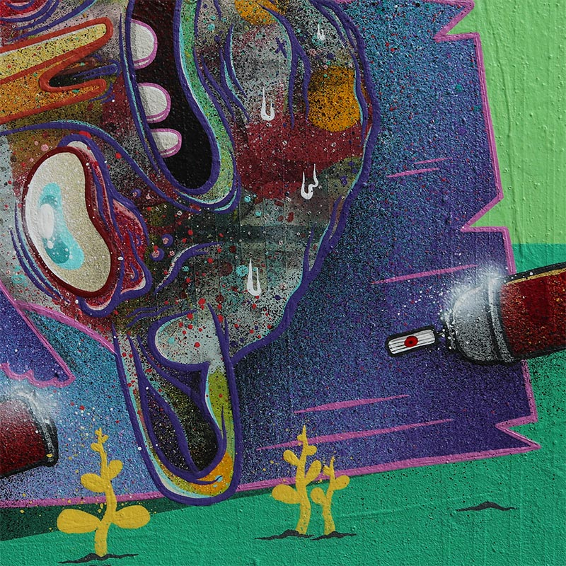 Karl Deuble - I Might As Well (Detail 2)