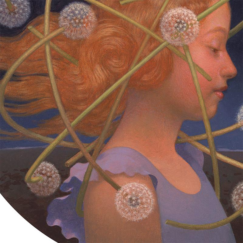 Kristin Kwan - Electrons (Detail 2)