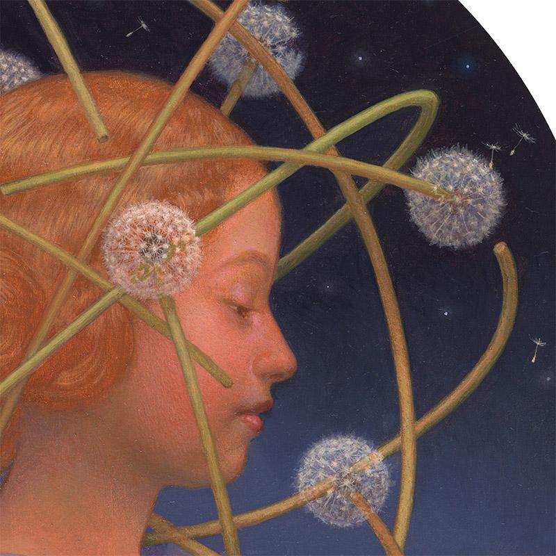 Kristin Kwan - Electrons (Detail 3)
