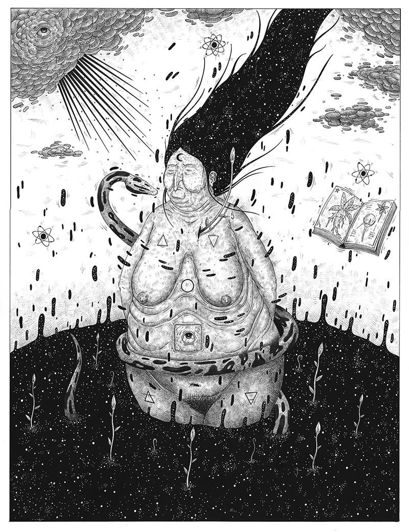 Luca Ledda - Witchcraft (Border)