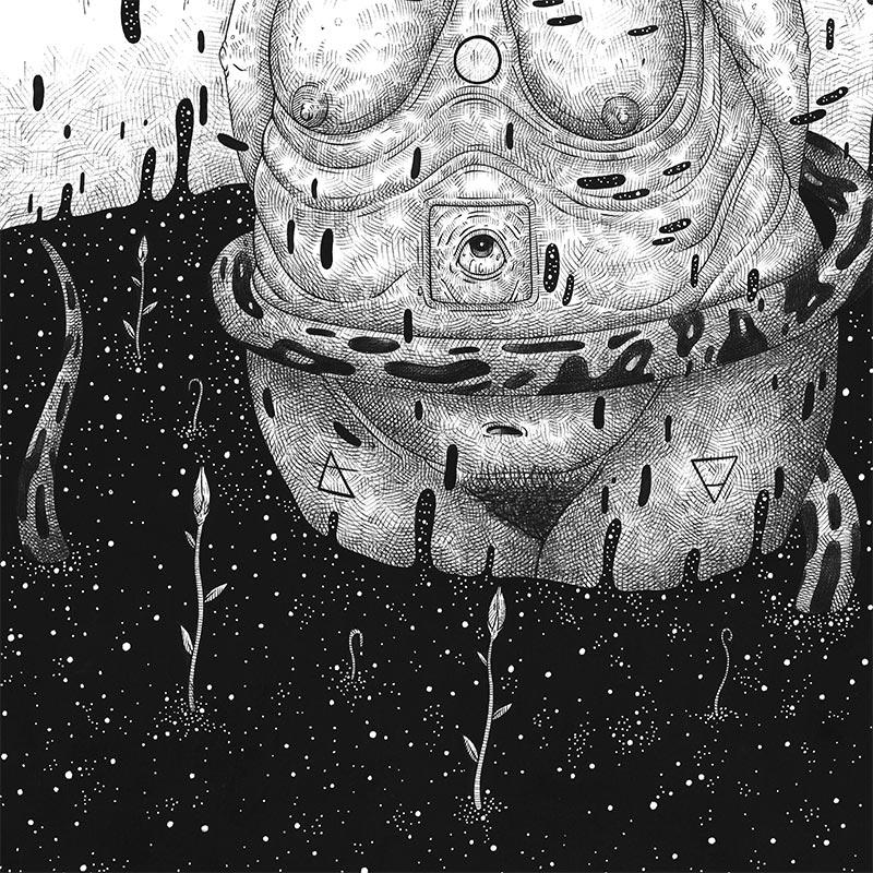 Luca Ledda - Witchcraft (Detail 3)