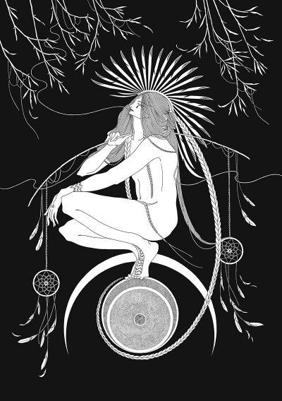 Marina Mika - Forest Dweller
