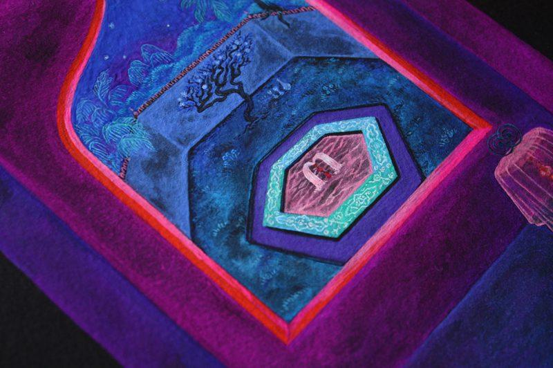 Nikoo Bafti - Familiar Object (Detail 1)
