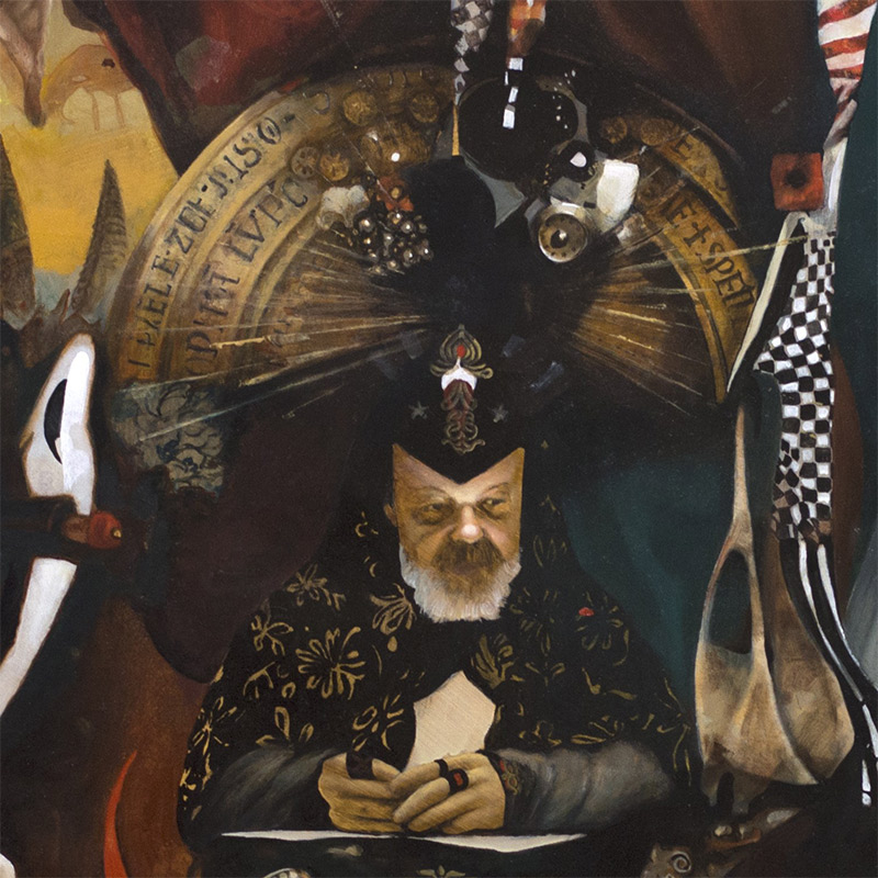 Pavel Guliaev - Judge (Detail 3)