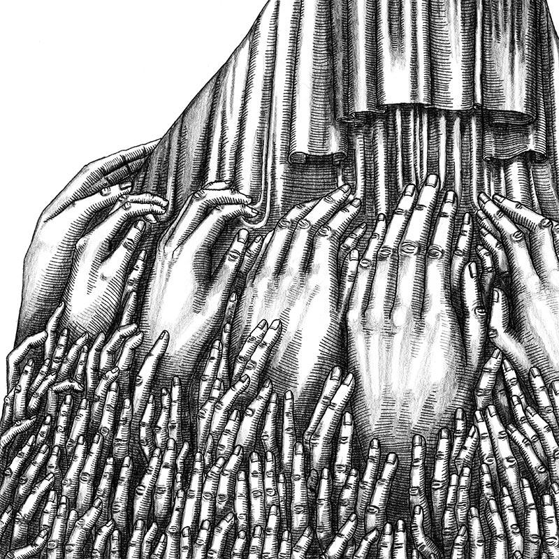 Peter Striffolino - Thrall (Detail 2)