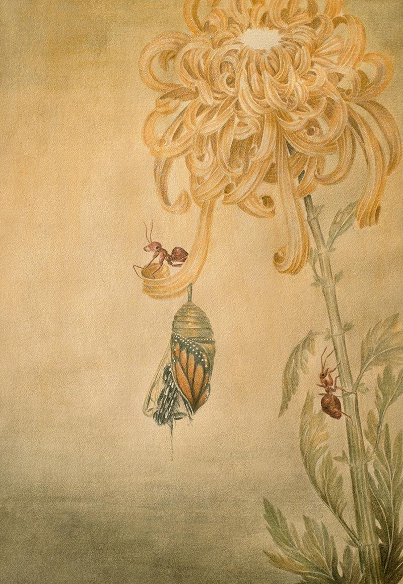 Phuong 'Jacquell' Nguyen - Zhuang Zhou's Dream