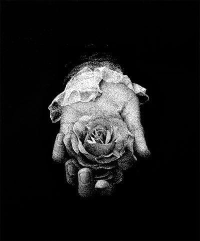 Rostislaw Tsarenko - Darkness Breeds Beauty