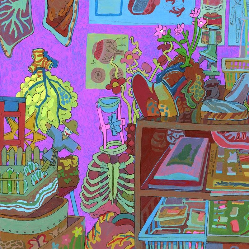 Savanna Judd - The Learning Center 2 (Detail 2)