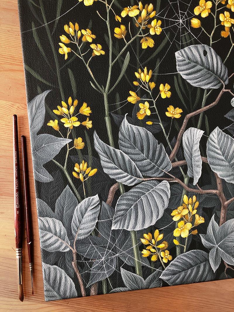 Vasilisa Romanenko - Overgrown (Desk)