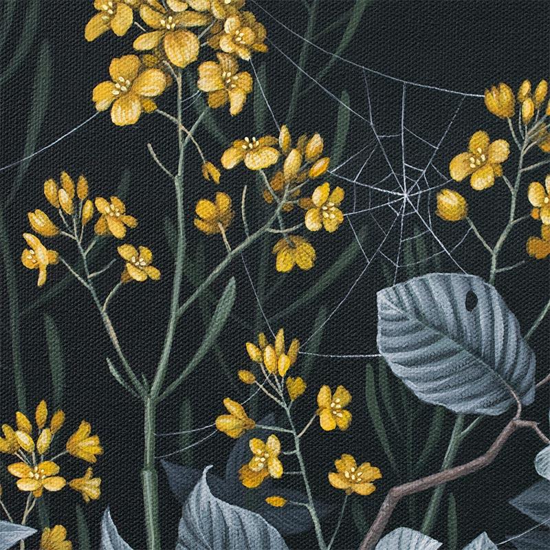 Vasilisa Romanenko - Overgrown (Detail 1)