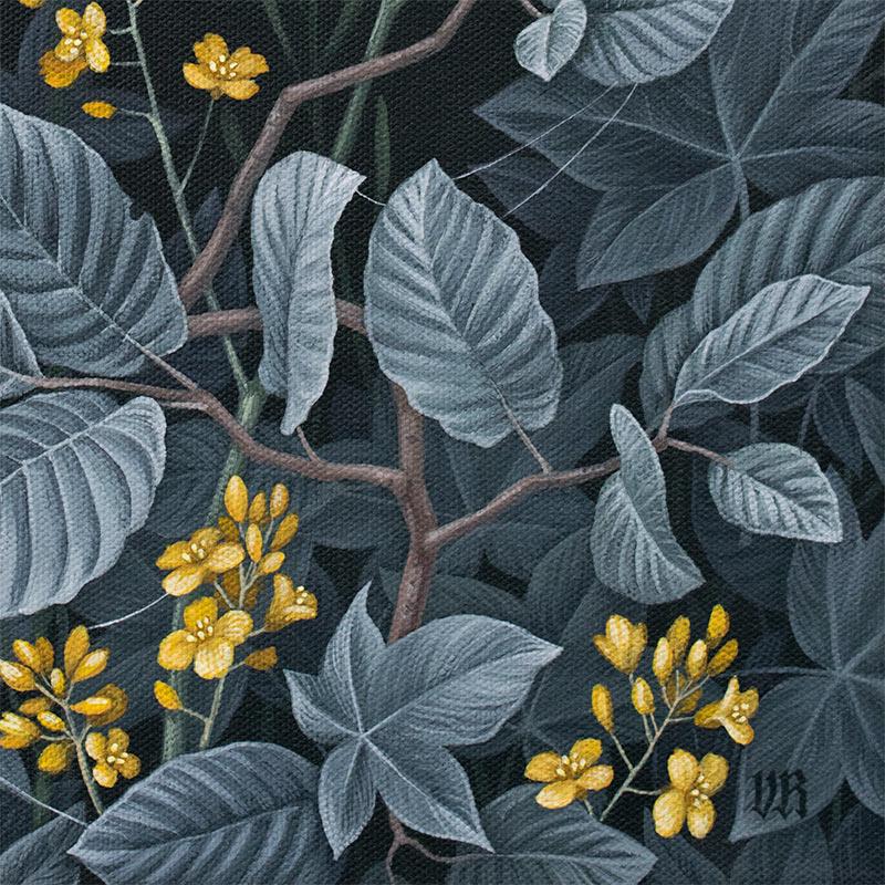 Vasilisa Romanenko - Overgrown (Detail 2)