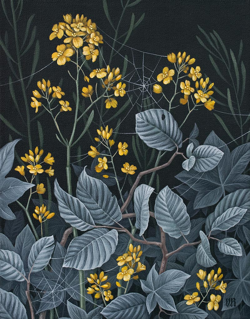 Vasilisa Romanenko - Overgrown