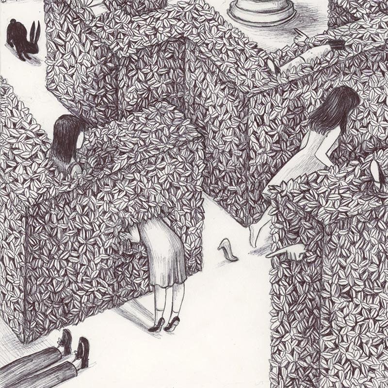 Virginia Mori - Labirinto 6 (Detail 2)