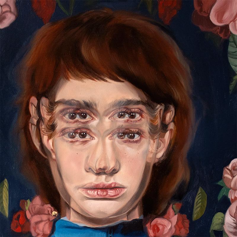 Alex Garant - Spring Again - Study (Detail 1)