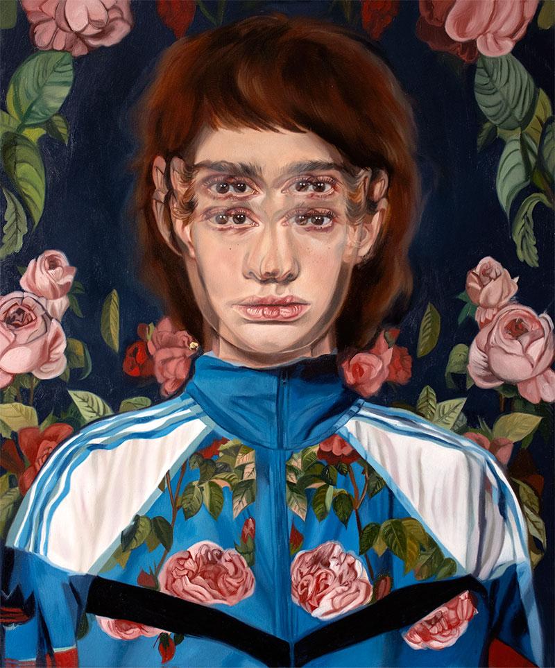 Alex Garant - Spring Again - Study