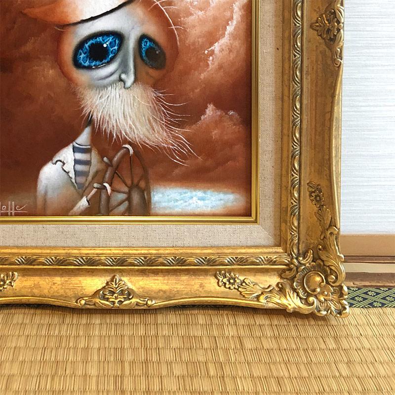 August Vilella - Sailor's Look (Frame Detail)