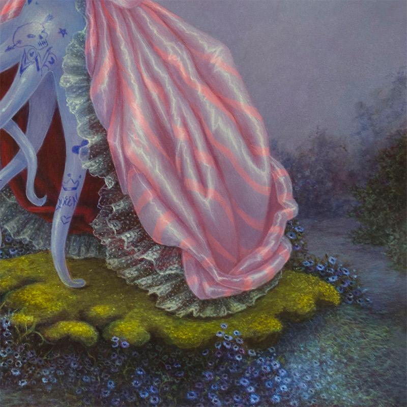 Edith Waddell - I Love NY (Detail 2)