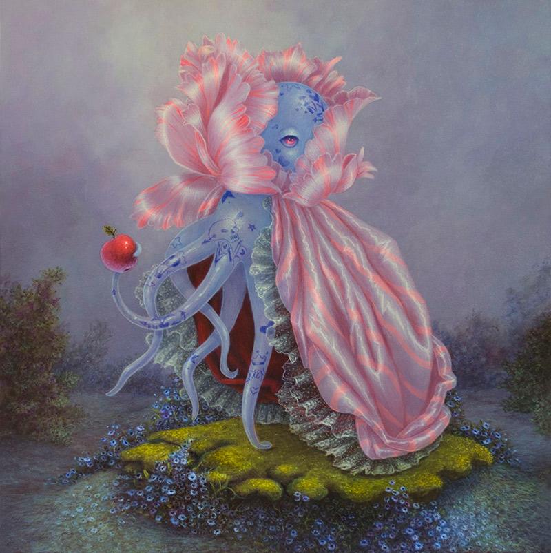 Edith Waddell - I Love NY
