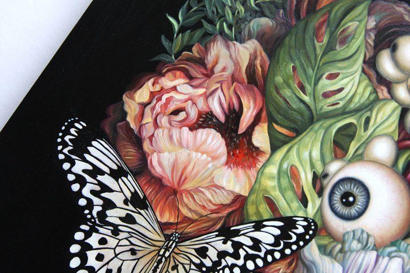 Emma Black - Papercut (Detail 1)