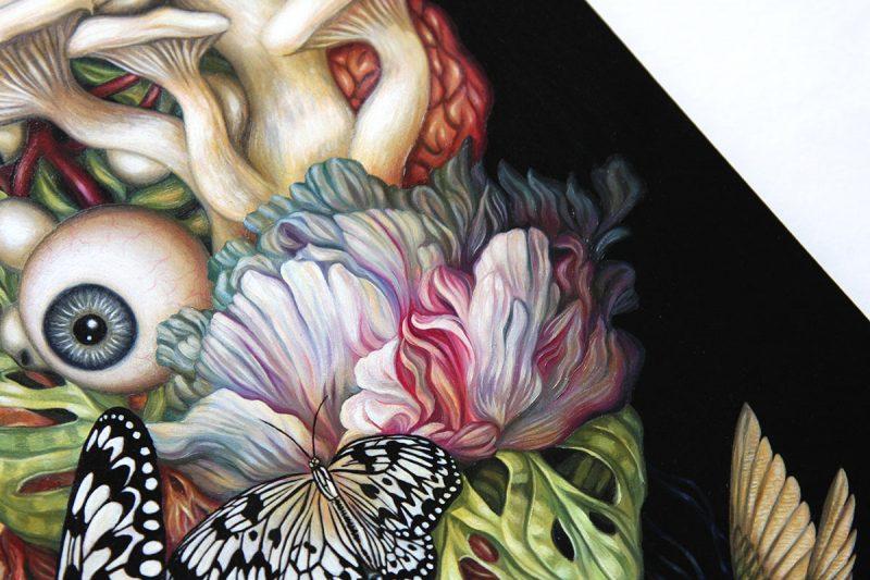 Emma Black - Papercut (Detail 2)