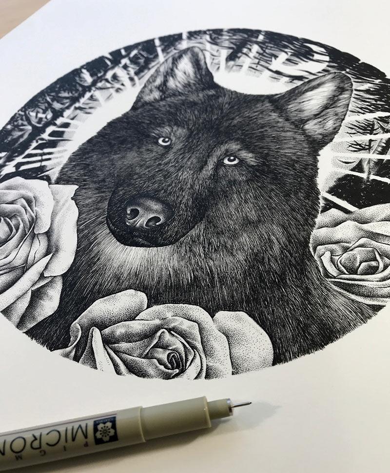 Jason Limberg - Guardian of Everlasting Blooms (Side)