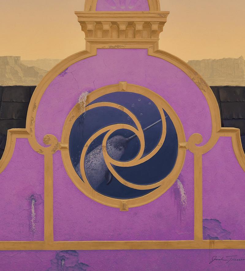 Josh Tiessen - Inner Sanctum (Detail 1)