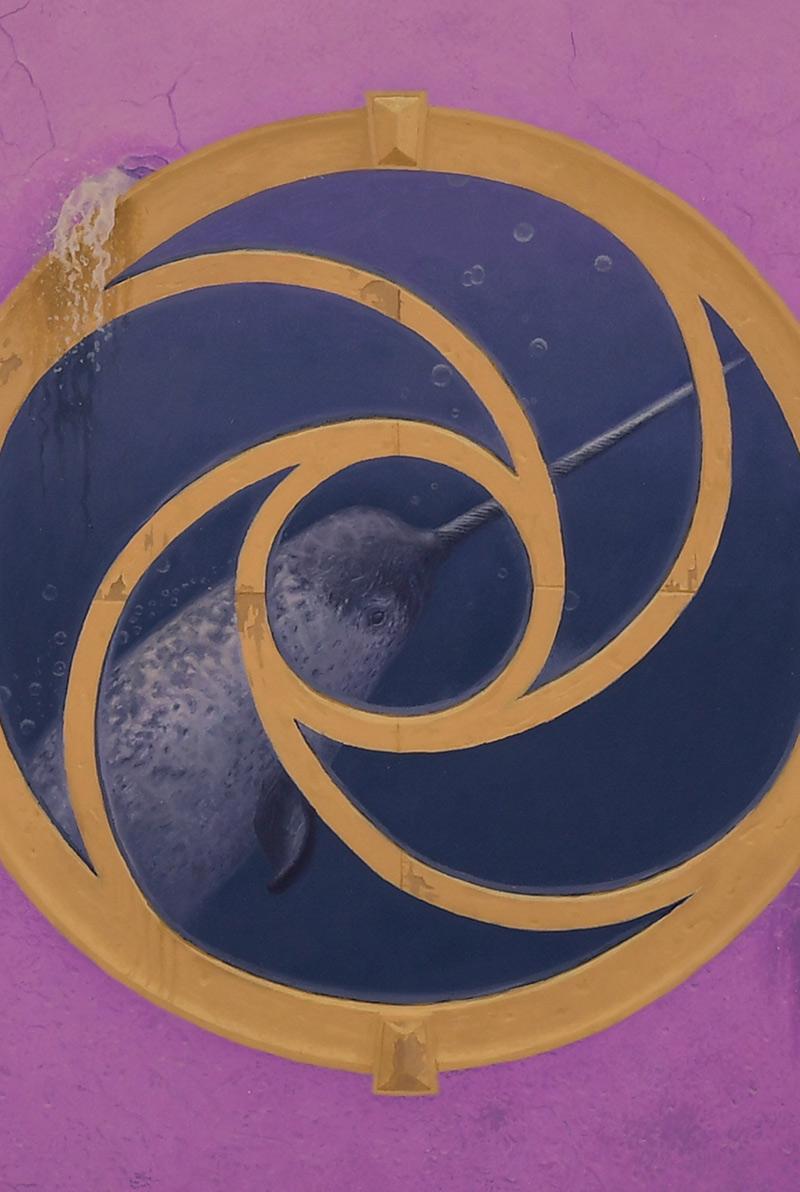 Josh Tiessen - Inner Sanctum (Detail 2)