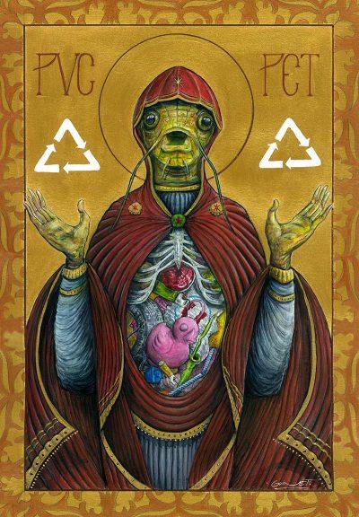 Julien Guinet - The Holy Virgin