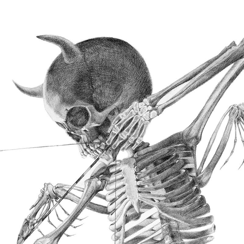 Lizz Lopez - Hasta La Muerte (Detail 1)