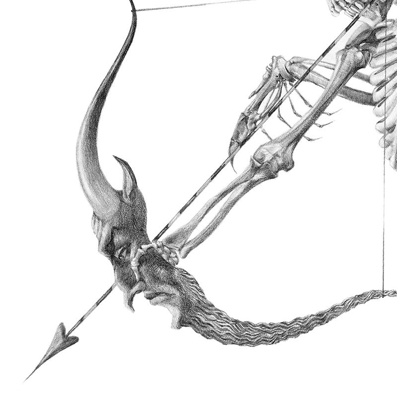 Lizz Lopez - Hasta La Muerte (Detail 2)