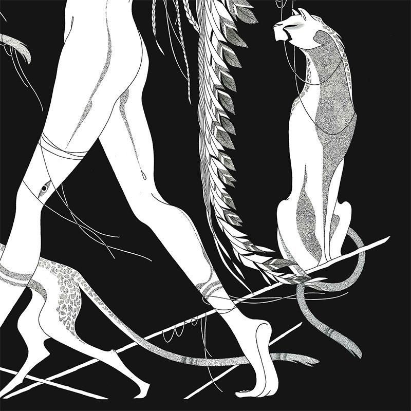 Marina Mika - Cheetah (Detail 2)