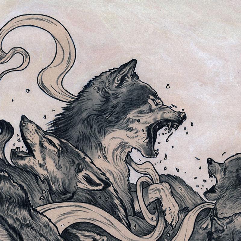 Mate Jako - Wild Side (Detail 1)