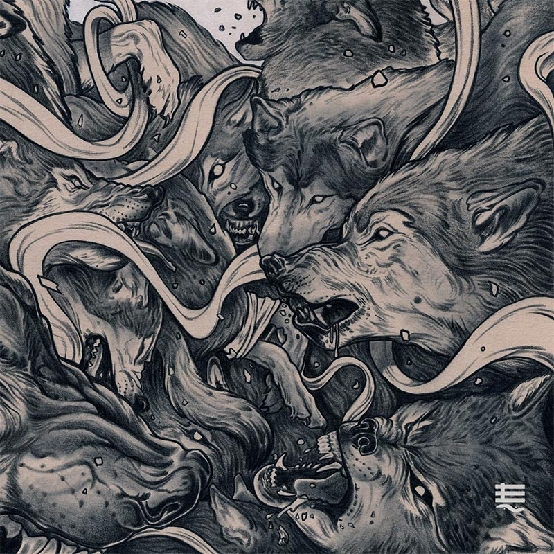Mate Jako - Wild Side (Detail 2)