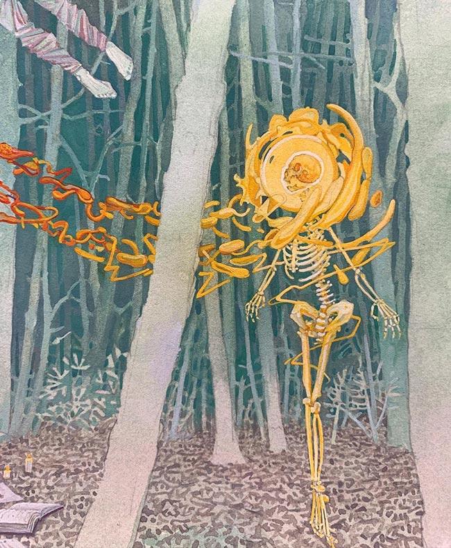 Michael Dandely - Ritual Deluxe - WIP