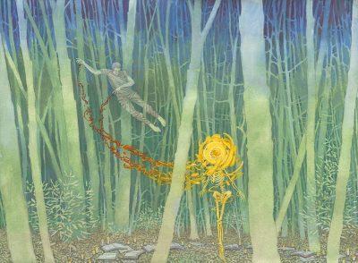 Michael Dandley - The Hermit
