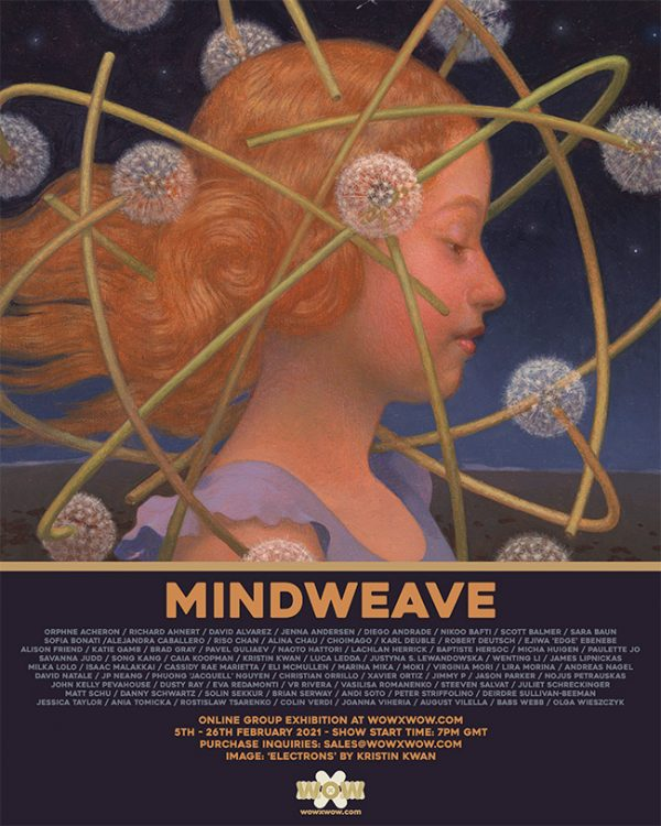 Mindweave - Flyer (Kristin Kwan)