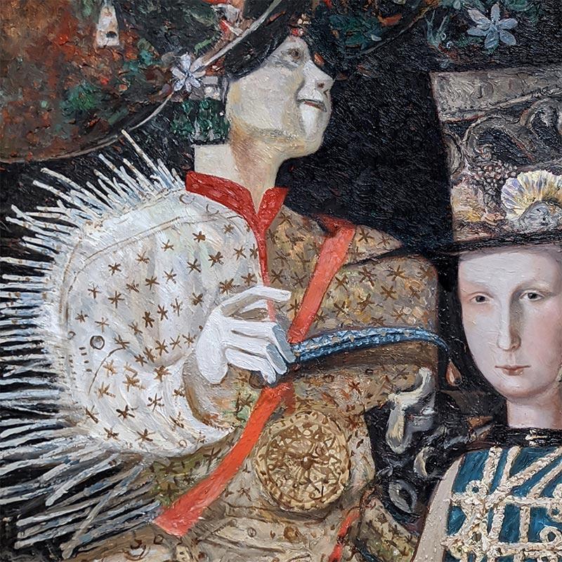 Pavel Guliaev - Doll Life (Detail 1)