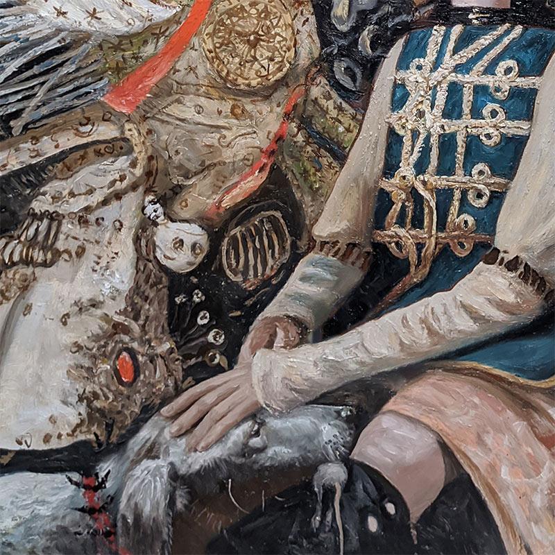 Pavel Guliaev - Doll Life (Detail 2)