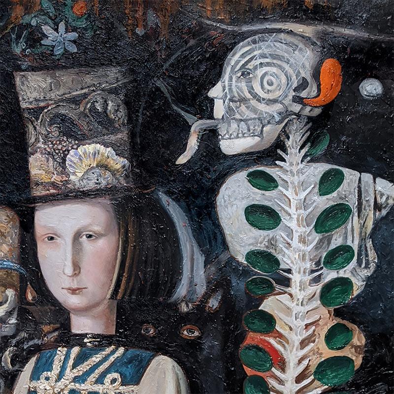 Pavel Guliaev - Doll Life (Detail 3)