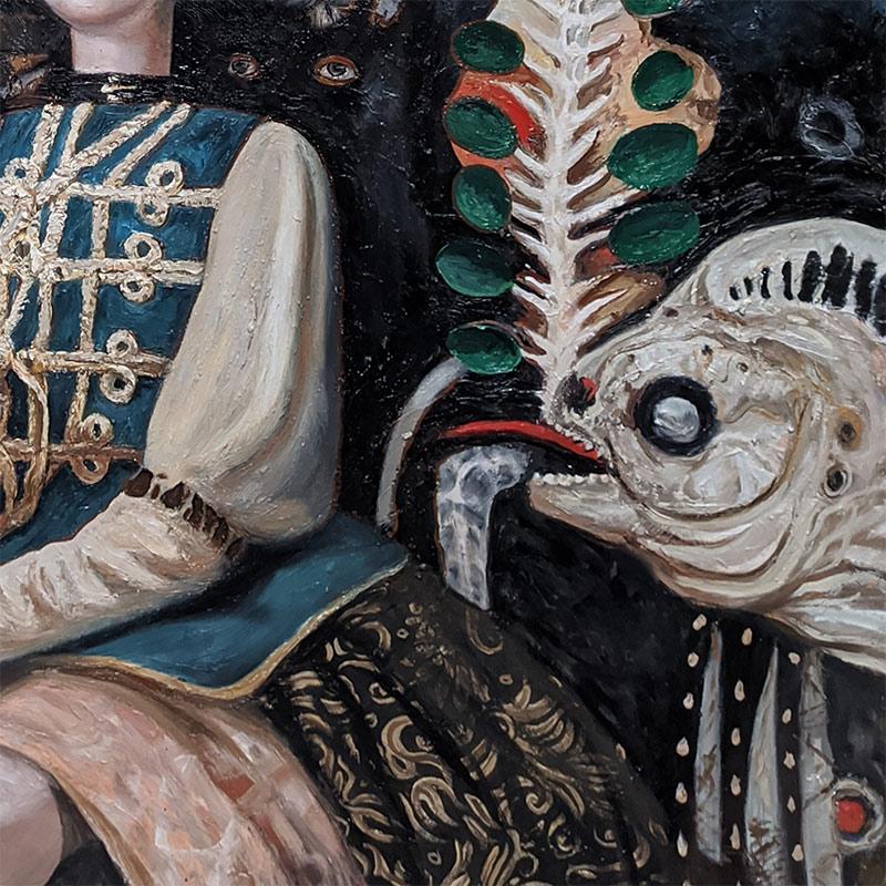 Pavel Guliaev - Doll Life (Detail 4)