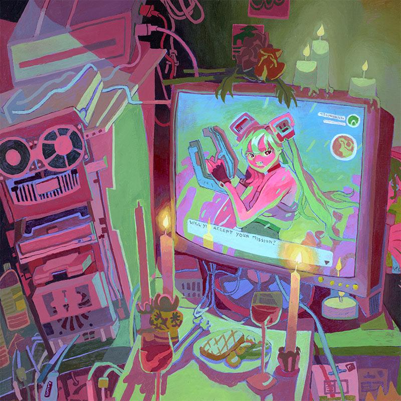 Savanna Judd - DreamGirl Simulator (Detail 1)