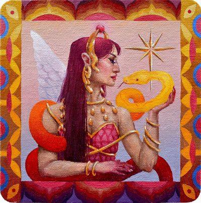 VR Rivera - Solar Goddess