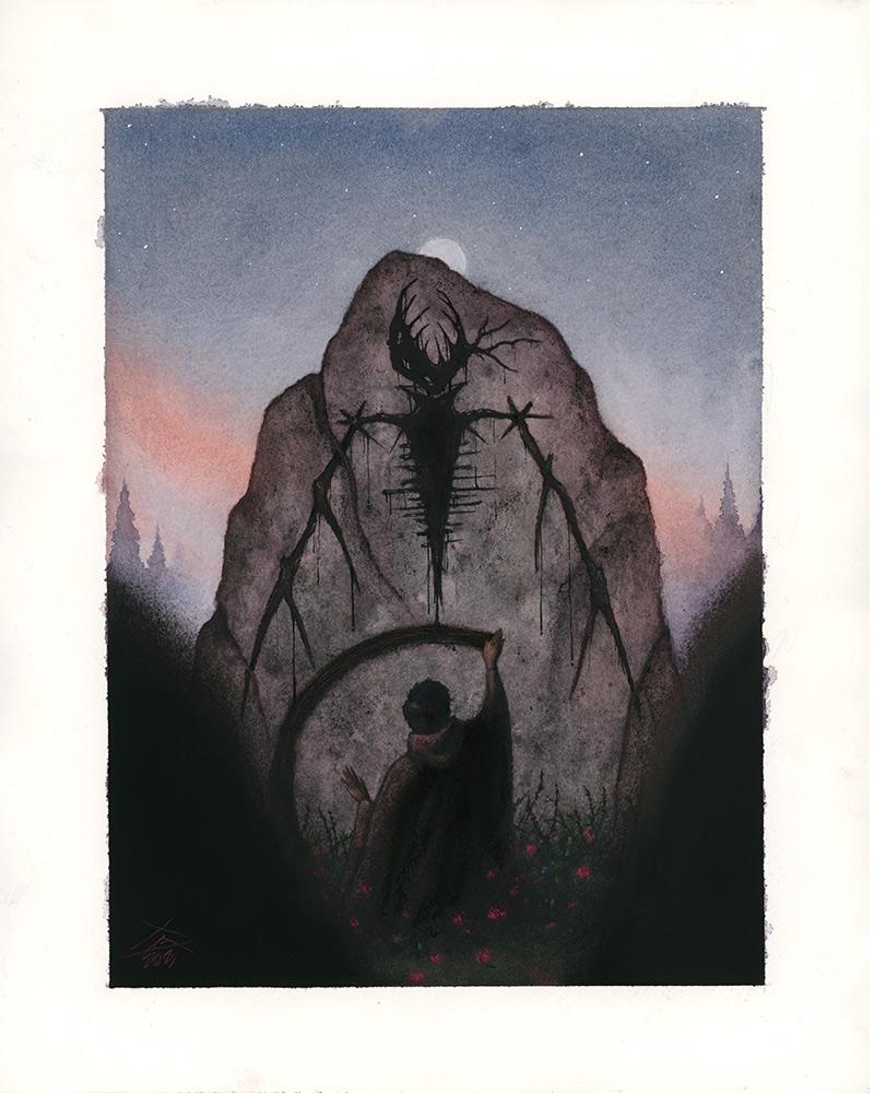 Xavier Ortiz - Ritual (Border)