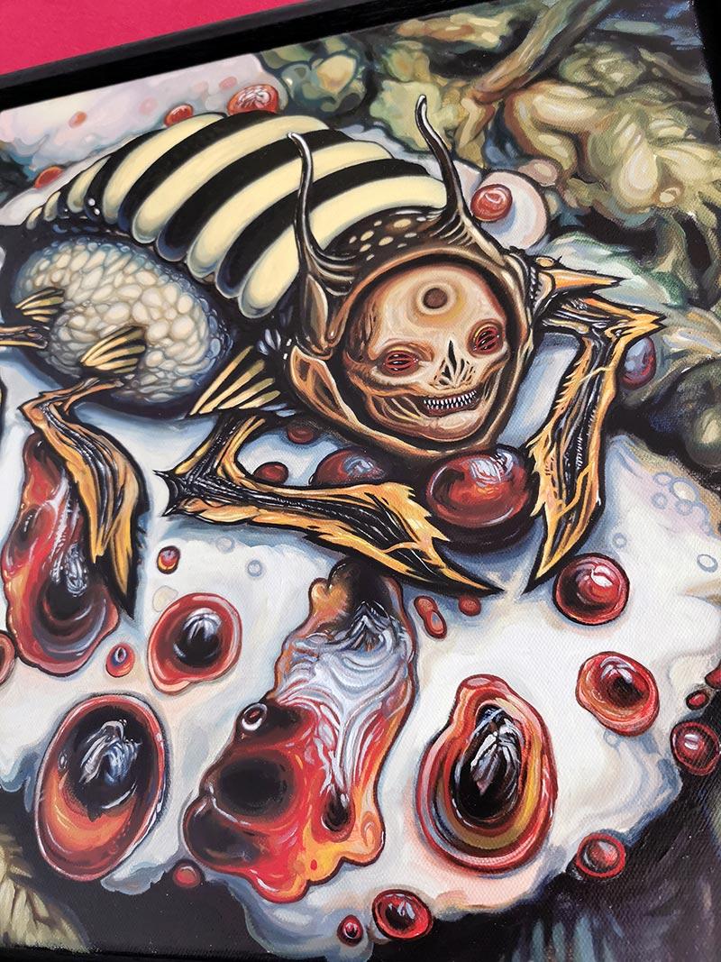 Andreas Nagel - Bug (Detail 2)