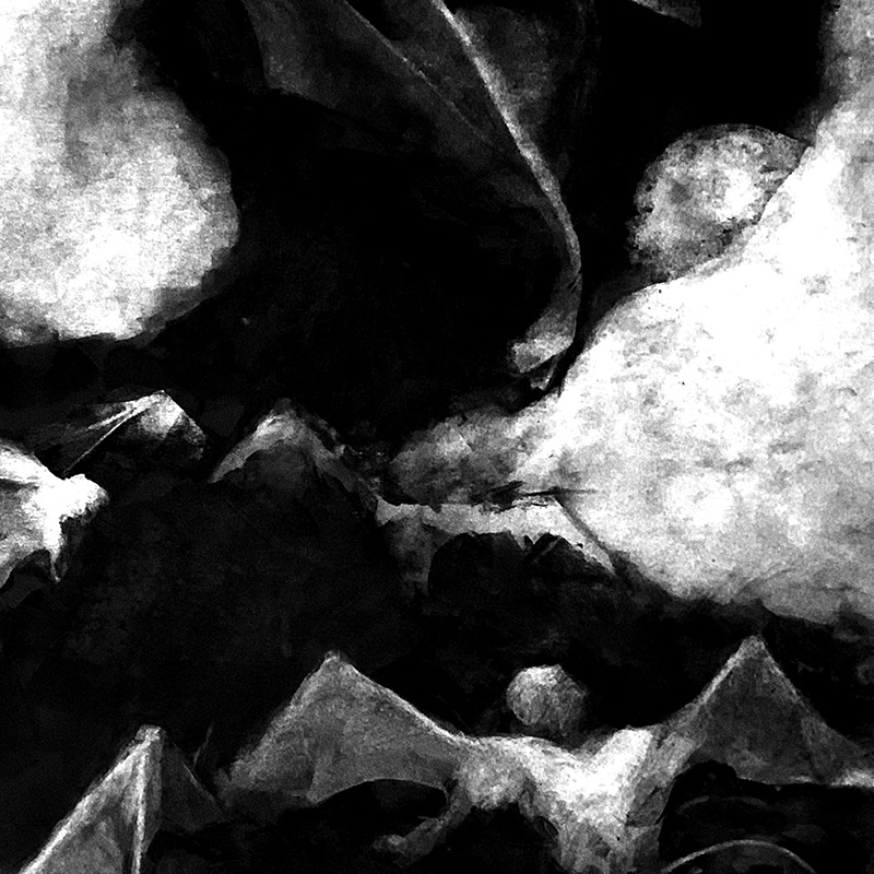 Beau Brynes - Cauldron (Detail 2)