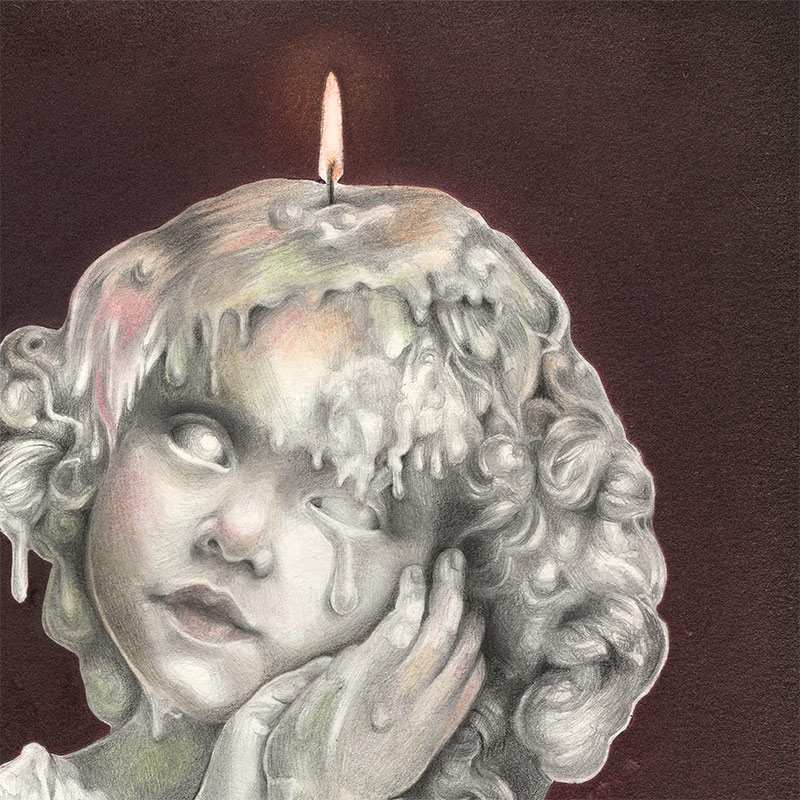 Dolce Paganne - Candle Kid (Detail 1)